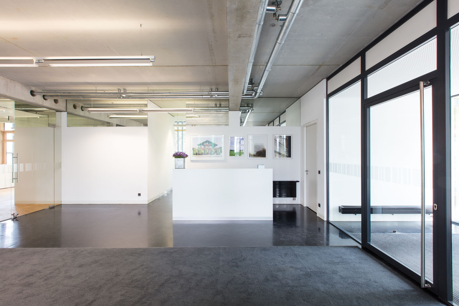 Lindbergh Studio – Shared Offices